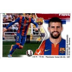 Piqué Barcelona 8 Ediciones Este 2015-16