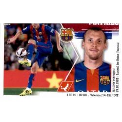 Mathieu Barcelona 10 Ediciones Este 2015-16