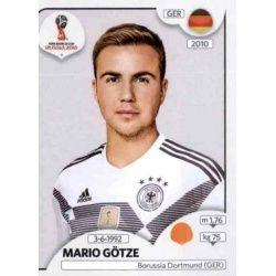 Mario Götze Alemania 449