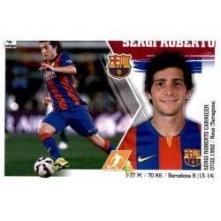 Sergi Roberto Barcelona 15 Ediciones Este 2015-16