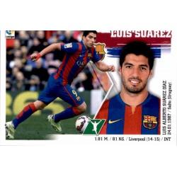 Luis Suárez Barcelona 19 Ediciones Este 2015-16