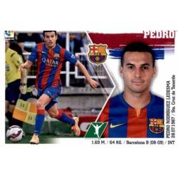 Pedro Barcelona 20 Ediciones Este 2015-16