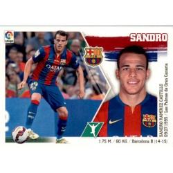 Sandro Barcelona 22 Ediciones Este 2015-16