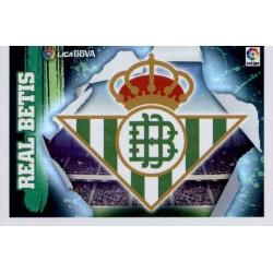 Escudo Betis 1 Ediciones Este 2015-16
