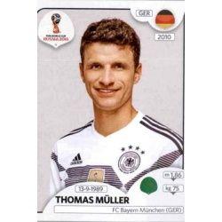 Thomas Müller Alemania 450