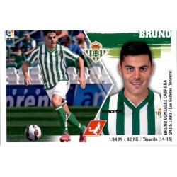 Bruno Betis 7 Ediciones Este 2015-16