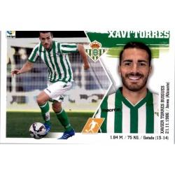 Xavi Torres Betis 12 Ediciones Este 2015-16