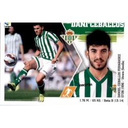 Dani Ceballos Betis 13 Ediciones Este 2015-16