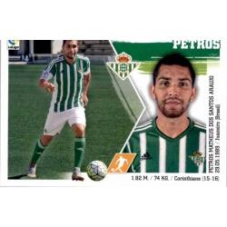 Petros Betis 15 Ediciones Este 2015-16