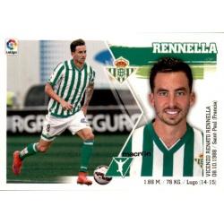 Rennella Betis 18 Ediciones Este 2015-16