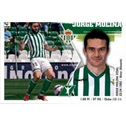Jorge Molina Betis 19 Ediciones Este 2015-16