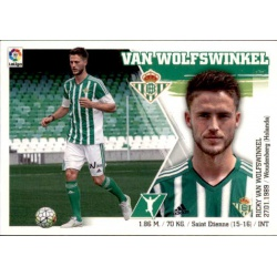 Van Wolfswinkel Betis 22 Ediciones Este 2015-16