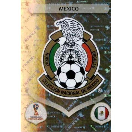 Escudo México 452 México
