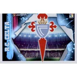 Escudo Celta 1 Ediciones Este 2015-16