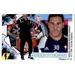 Eduardo Berizzo Celta 2 Ediciones Este 2015-16