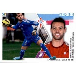 Sergio Celta 3 Ediciones Este 2015-16