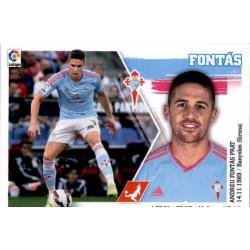 Fontás Celta 6 Ediciones Este 2015-16
