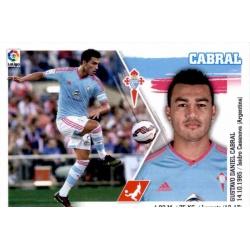 Cabral Celta 7 Ediciones Este 2015-16
