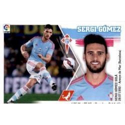 Sergi Gómez Celta 8 Ediciones Este 2015-16