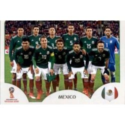 Alineación México 453