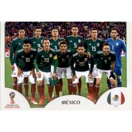 Alineación México 453 México