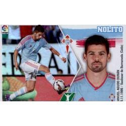 Nolito Celta 19 Ediciones Este 2015-16