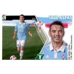 Iago Aspas Celta 20 Ediciones Este 2015-16