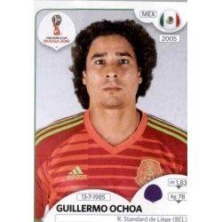 Guillermo Ochoa México 454