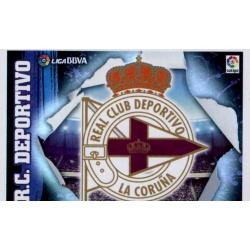 Escudo Deportivo 1 Ediciones Este 2015-16
