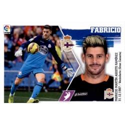 Fabricio Deportivo 3 Ediciones Este 2015-16