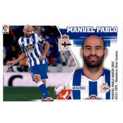 Manuel Pablo Deportivo 6 Ediciones Este 2015-16