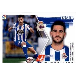 Insua Deportivo 8 Ediciones Este 2015-16