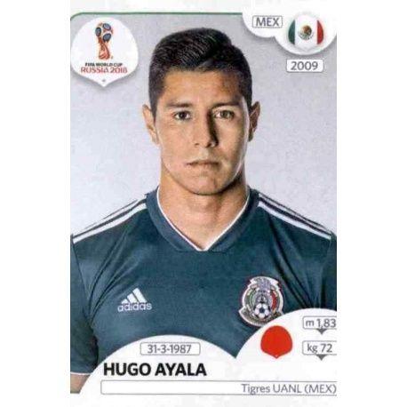Hugo Ayala México 455 México