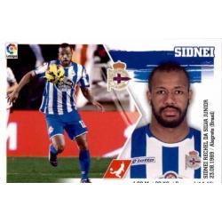 Sidnei Deportivo 9 Ediciones Este 2015-16