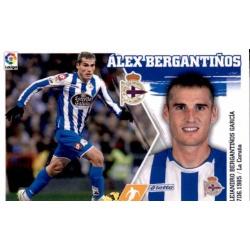 Álex Bergantiños Deportivo 11 Ediciones Este 2015-16