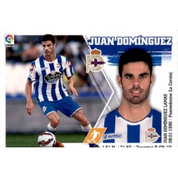 Juan Domínguez Deportivo 14 Ediciones Este 2015-16