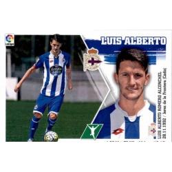 Luis Alberto Deportivo 18 Ediciones Este 2015-16