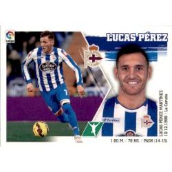 Lucas Pérez Deportivo 19 Ediciones Este 2015-16