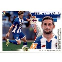 Fede Cartabia Deportivo 21 Ediciones Este 2015-16
