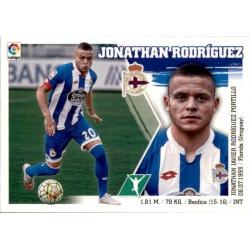 Jonathan Rodríguez Deportivo 22 Ediciones Este 2015-16