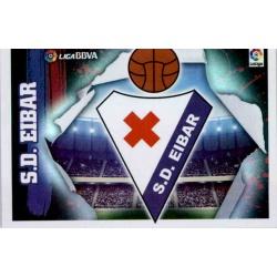 Escudo Eibar 1 Ediciones Este 2015-16