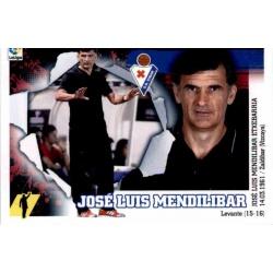 Jose Luis Mendilíbar Eibar 2 Ediciones Este 2015-16