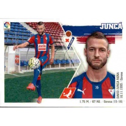 Juncá Eibar 5 Ediciones Este 2015-16