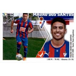 Mauro dos Santos Eibar 9 Ediciones Este 2015-16