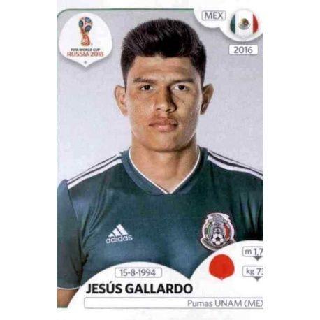Jesús Gallardo México 458 México