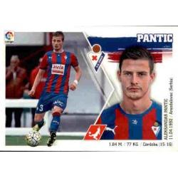 Pantic Eibar 21 Ediciones Este 2015-16