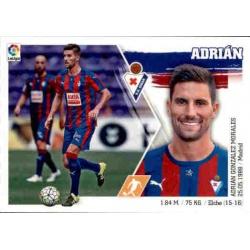 Adrián Eibar 22 Ediciones Este 2015-16