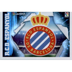 Escudo Espanyol 1 Ediciones Este 2015-16