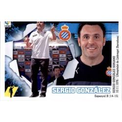 Sergio González Espanyol 2 Ediciones Este 2015-16