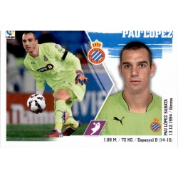Pau López Espanyol 4 Ediciones Este 2015-16